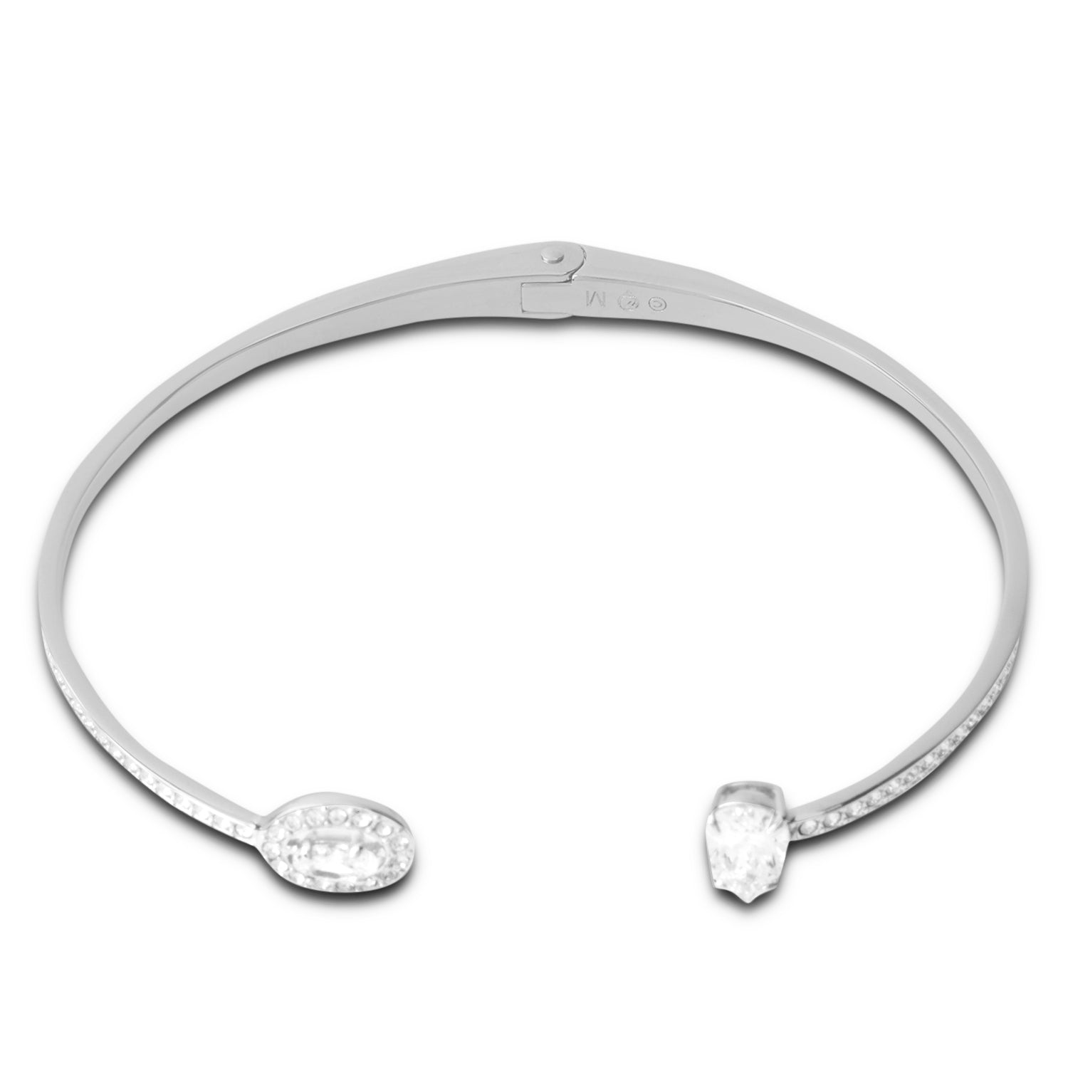 swarovski mix pear bracelet | shop online at galleriadilux.com