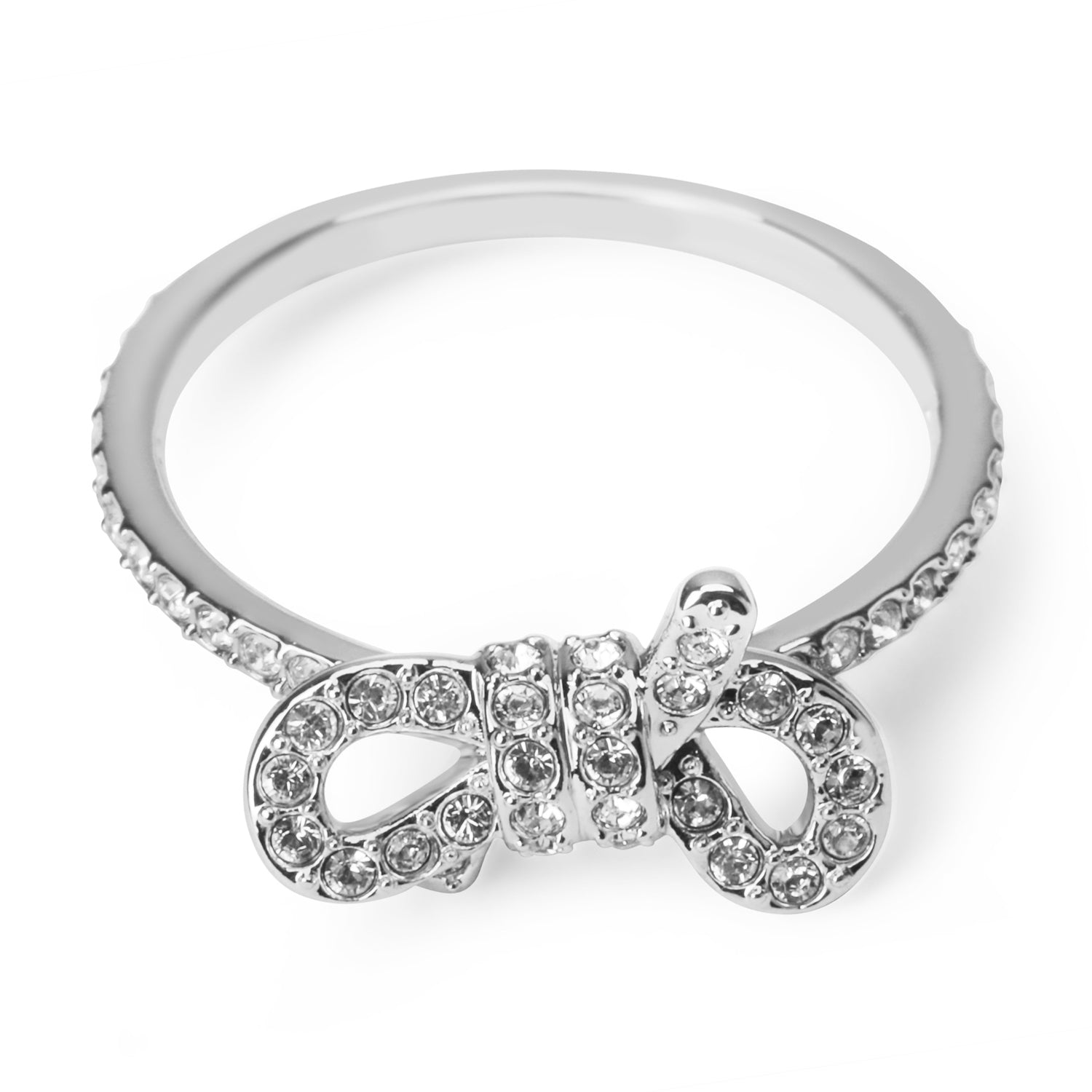swarovski lifelong ring | shop online at galleriadilux.com