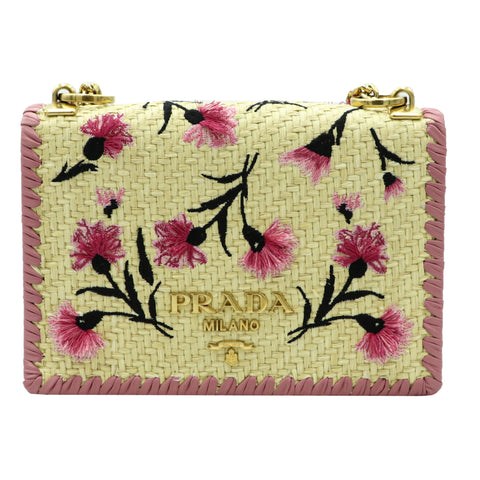 Mcginnis Boudoir Crossbody Bag  | Shop PRADA Online India