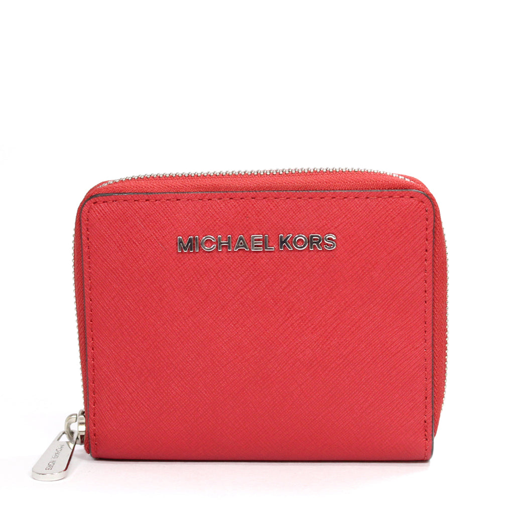 d7cf0812389b5e Michael Kors Jet Set Small Zip Around Wallet-Online India at ...