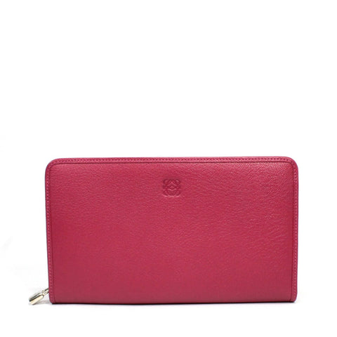 Loewe Amazona Giant Zip Around Wallet
