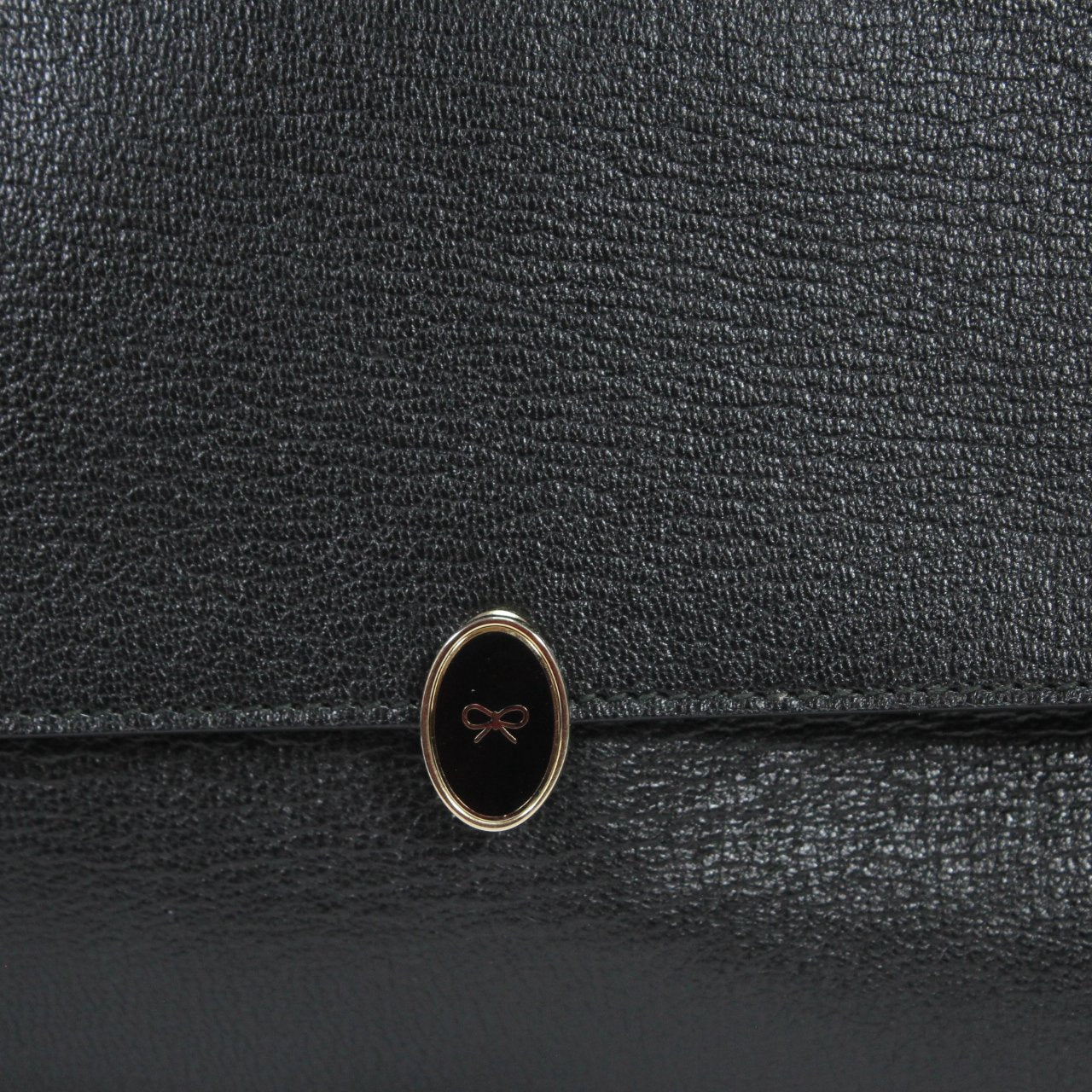 Anya Hindmarch Deconstructed Bathurst Satchel in Capra Leather
