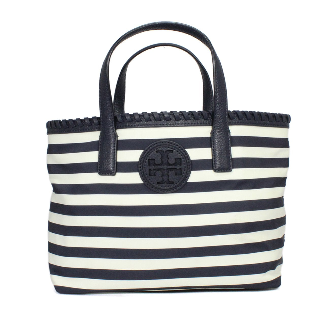 Tory Burch Marion Printed Nylon East / West Tote