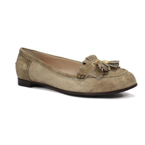 Bally Margod Women's Suede Loafers