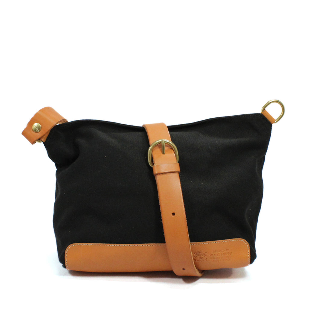 Il Bisonte Leather Shoulder Bag