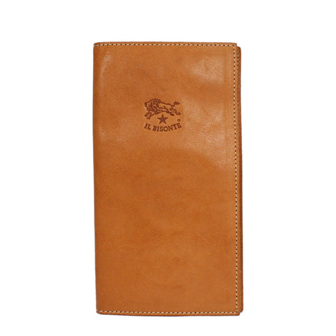 Il Bisonte Bill Fold Vertical Wallet