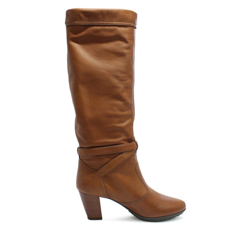 Bally Tomiko Women's Knee-High Block Heel Boots