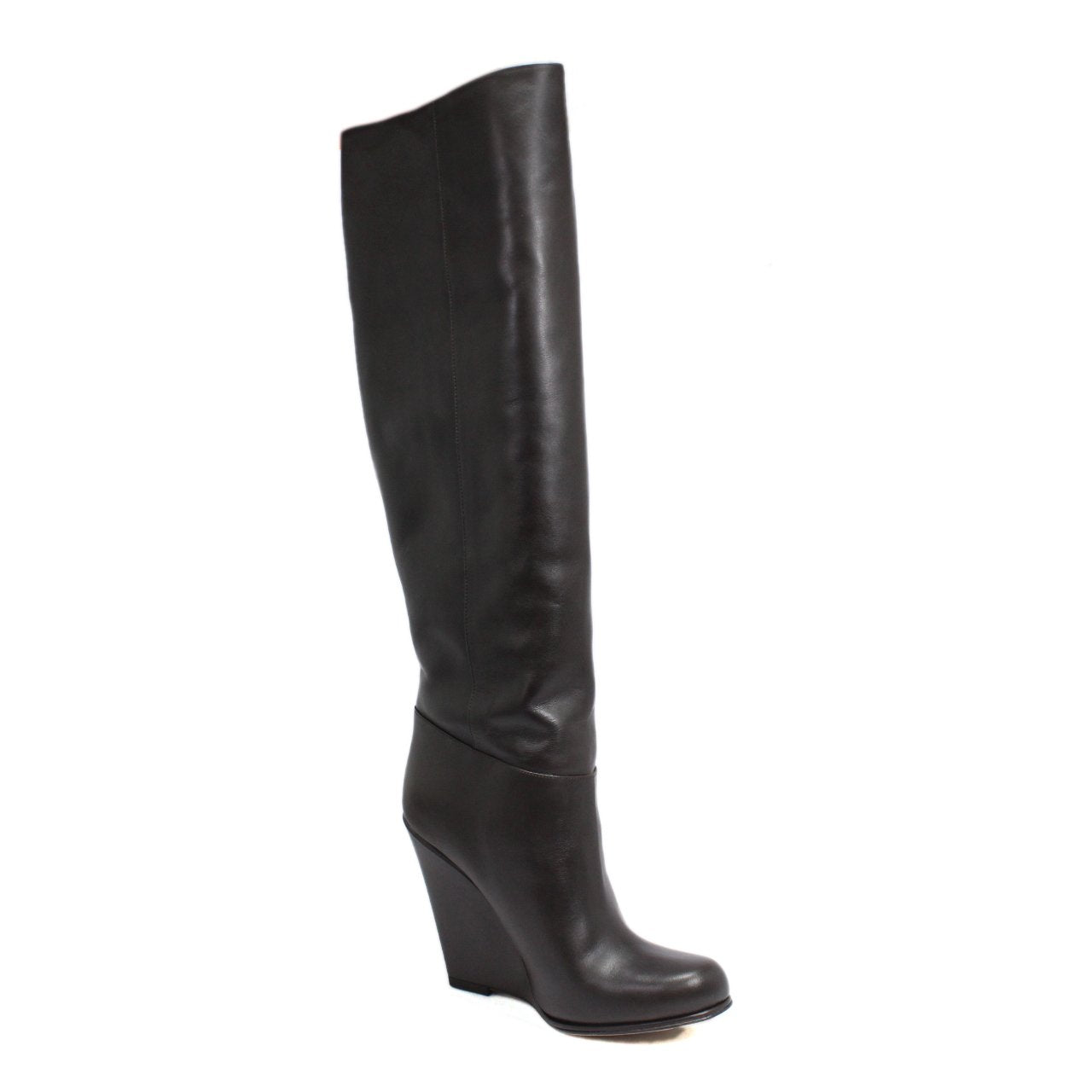 Bally Deity Women's Knee-High Wedge Heel Boots