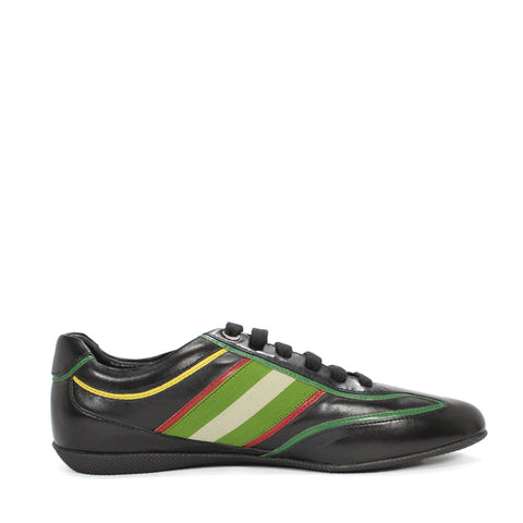 Bally Zicol Lace-Up Multi-Color Trainers
