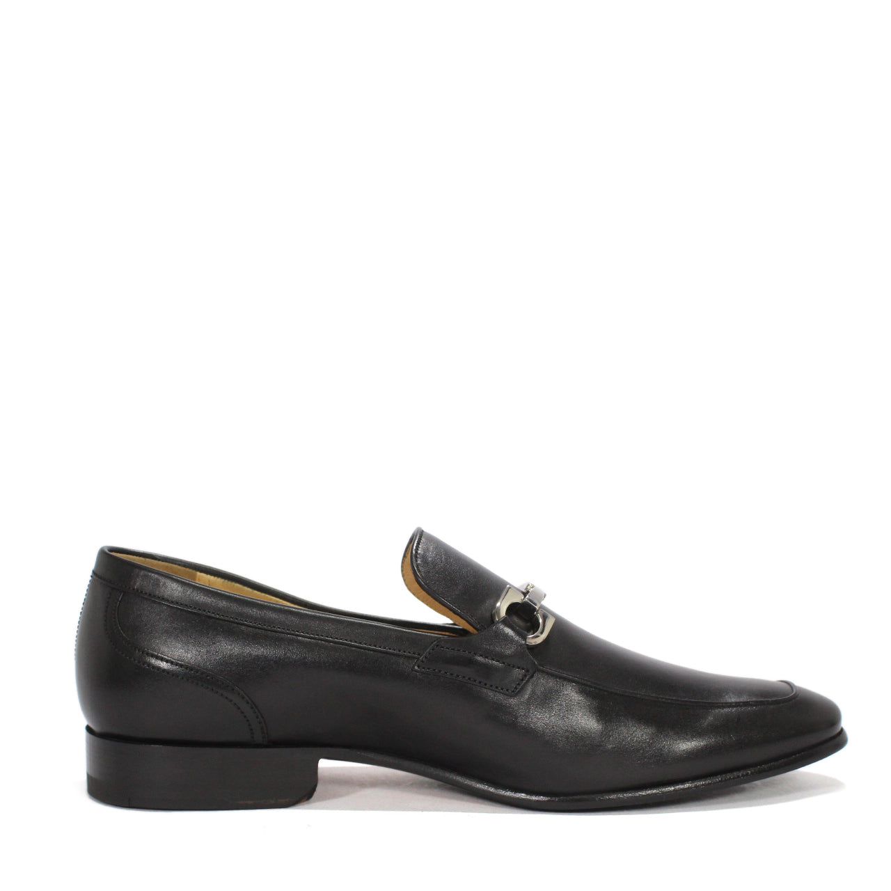 Bally Luniz Men's Rounded-Square Toe Bit Loafers