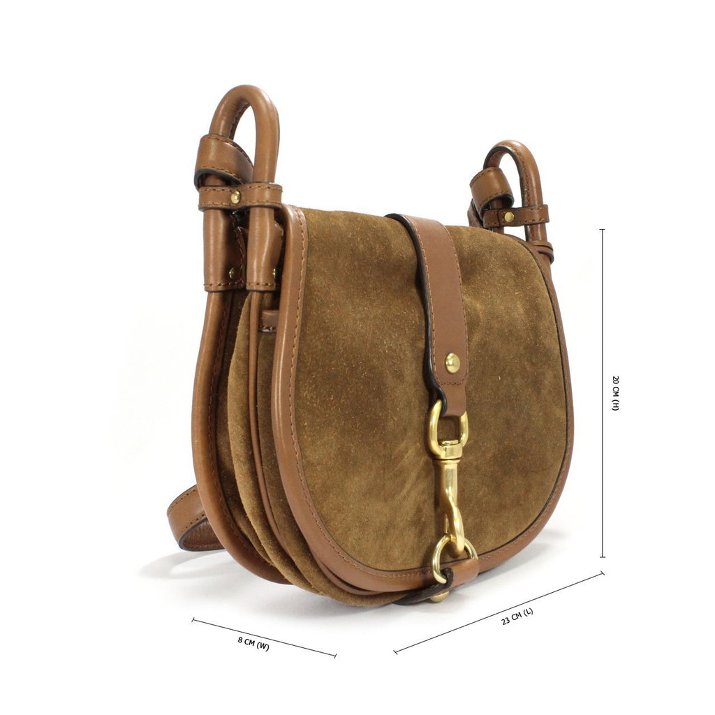 Michael Kors Jamie Medium Saddle Bag