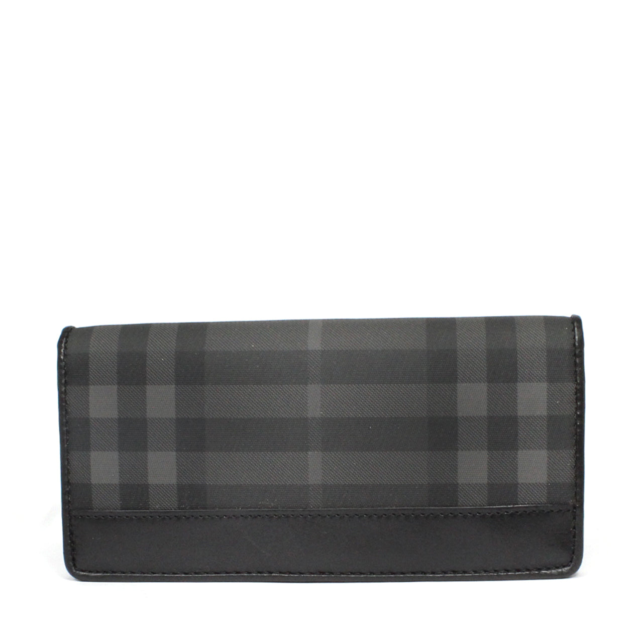 aad1dd7b563d Burberry Beat Check Classic Long Wallet-Online India at Galleria Di ...