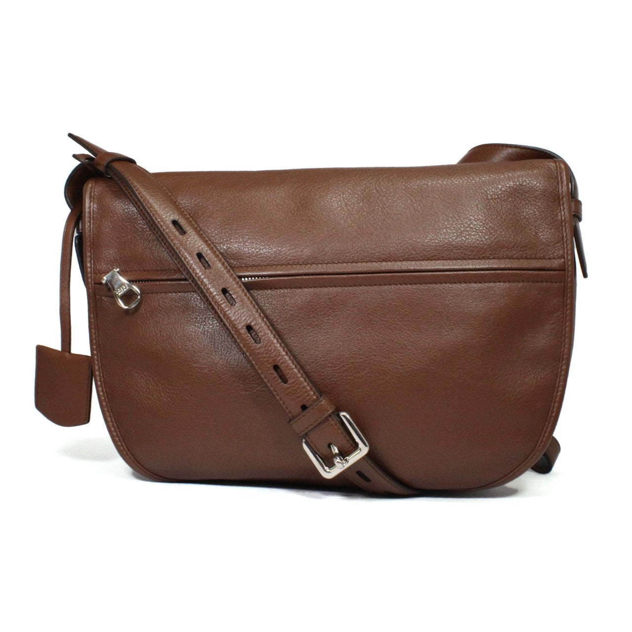 Loewe Heritage Tan Leather Satchel Shoulder Bag