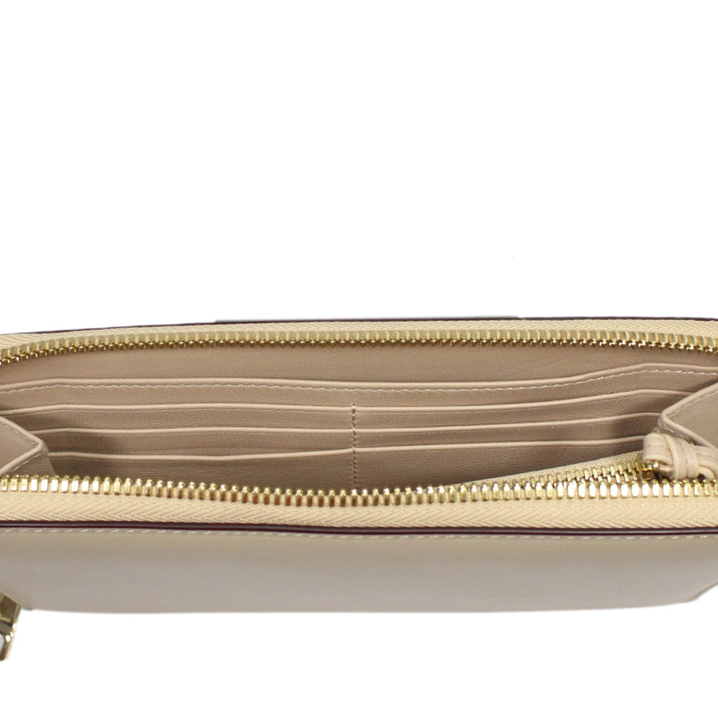 Chloe Baylee Two-Way Chain-Up Long Continental Wallet