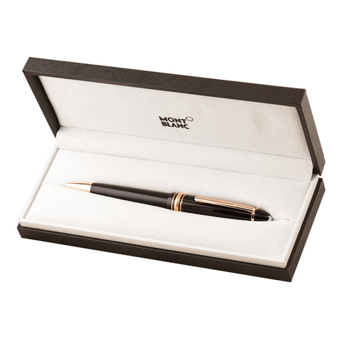 Montblanc Meisterstck LeGrand Red Gold-Coated Ballpoint