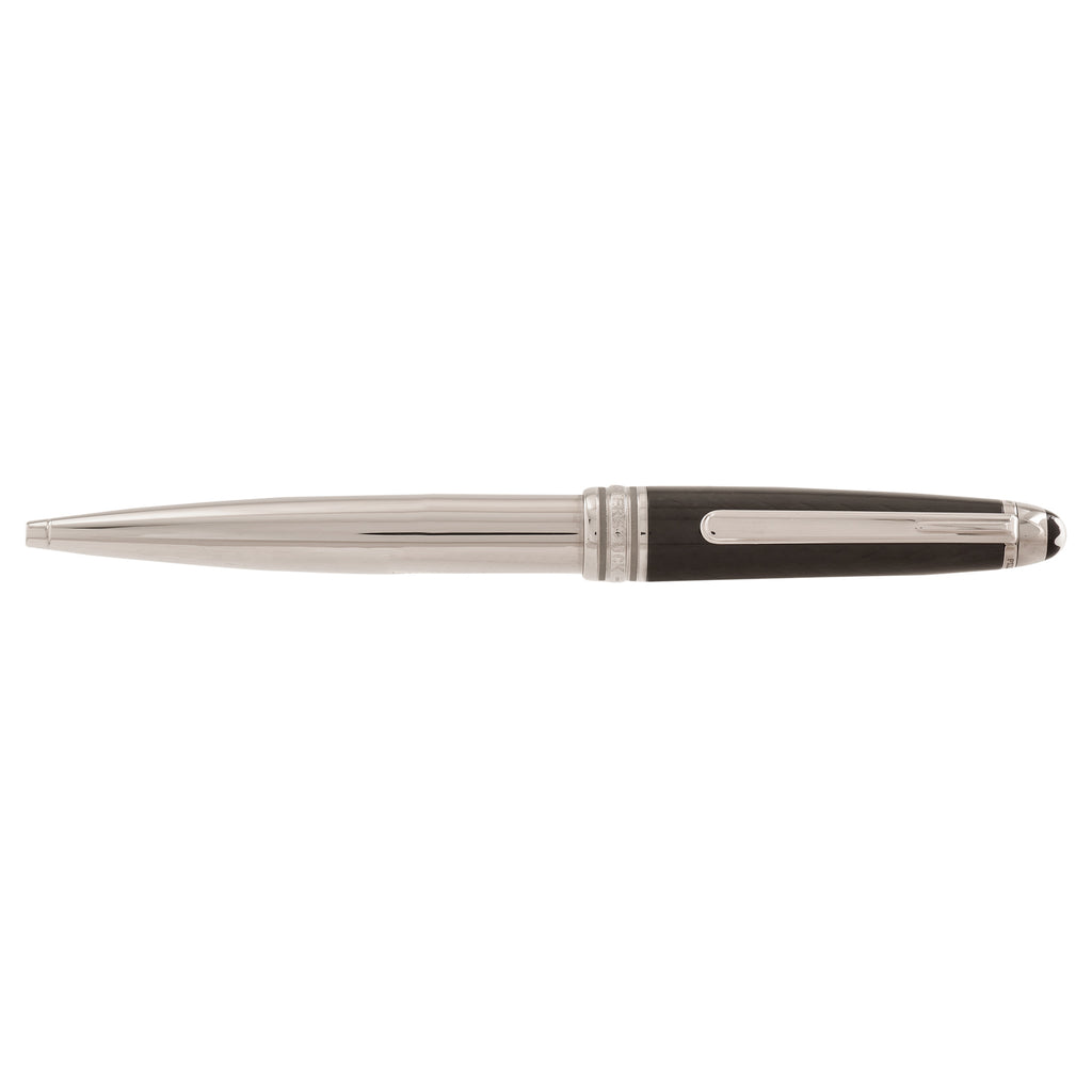 Montblanc Meisterstck Solitaire Carbon & Steel Mechanical Pe