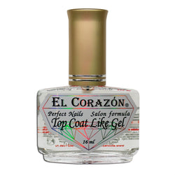 "El Corazon Top Coat No. 434 ""Top Coat Like Gel"" 16 ml"