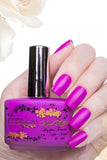 El Corazon Nail Polish Matte Effect Neon No.147 16 ml