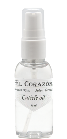 El Corazon Cuticle oil with strawberries No. 405 30 ml
