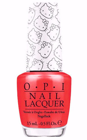 OPI Hello Kitty 5 Apples Tall H89 15ml