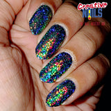 Creative Nails - Holographic Flakies