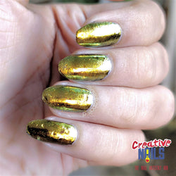Creative Nails - Bold Gold