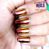 Creative Nails - Autumn Gold Flakies