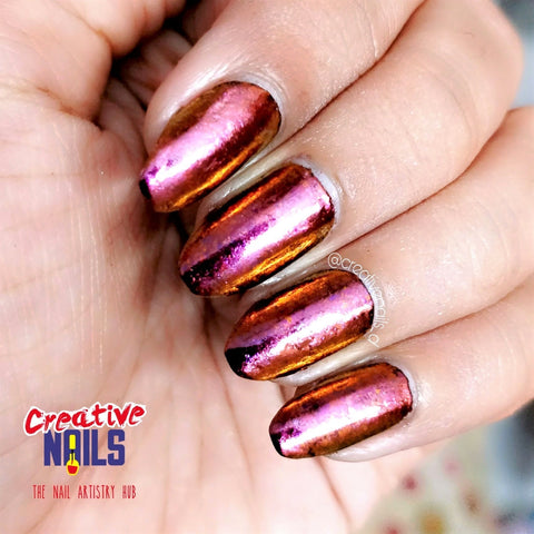 Creative Nails - Kunzita Rosa Flakies