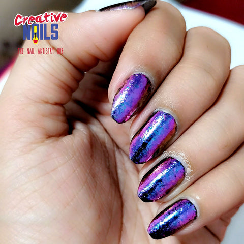 Creative Nails - Nebula Galaxy Flakies