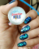 Creative Nails - Bali Beach Flakies