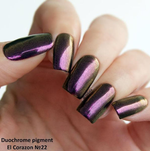 El Corazon Perls for Nail Design (Shimmer) No. p - 22