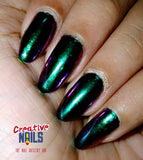 Creative Nails - Green Mermaid Flakies