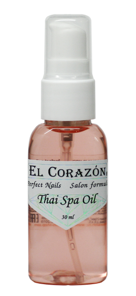 El Corazon Express Serum For The Unedging Manicure No. 428b Thai Spa Oil 30 ml