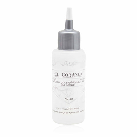 El Corazon Nail Polish Thinner 80 ml