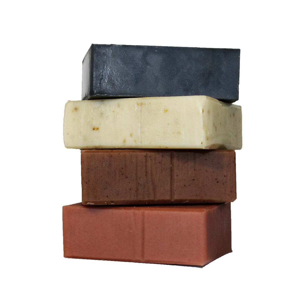 Manly Soap Four Pack - Save $6