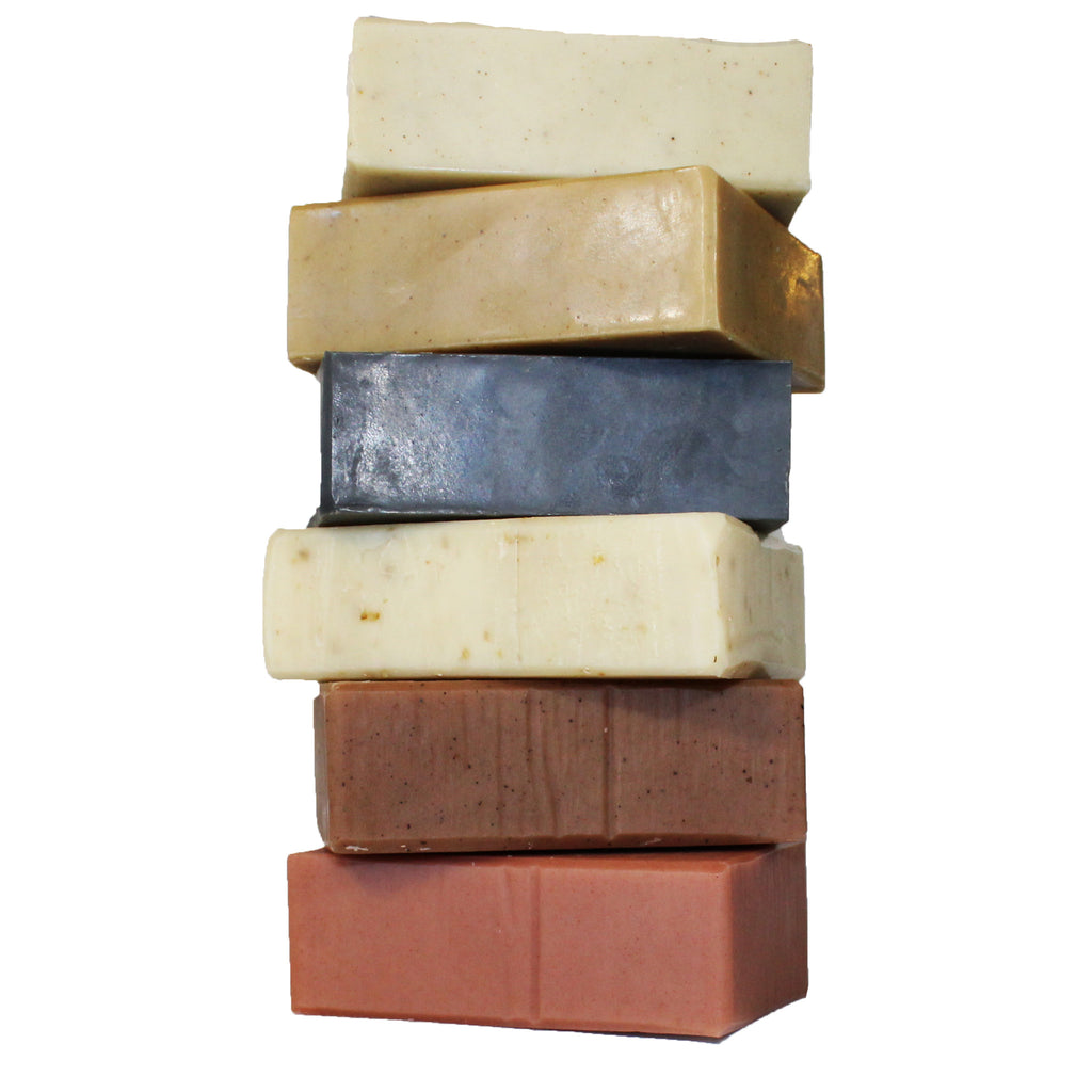 Manly Soap Six Pack - Save $8 + Free Shipping in USA