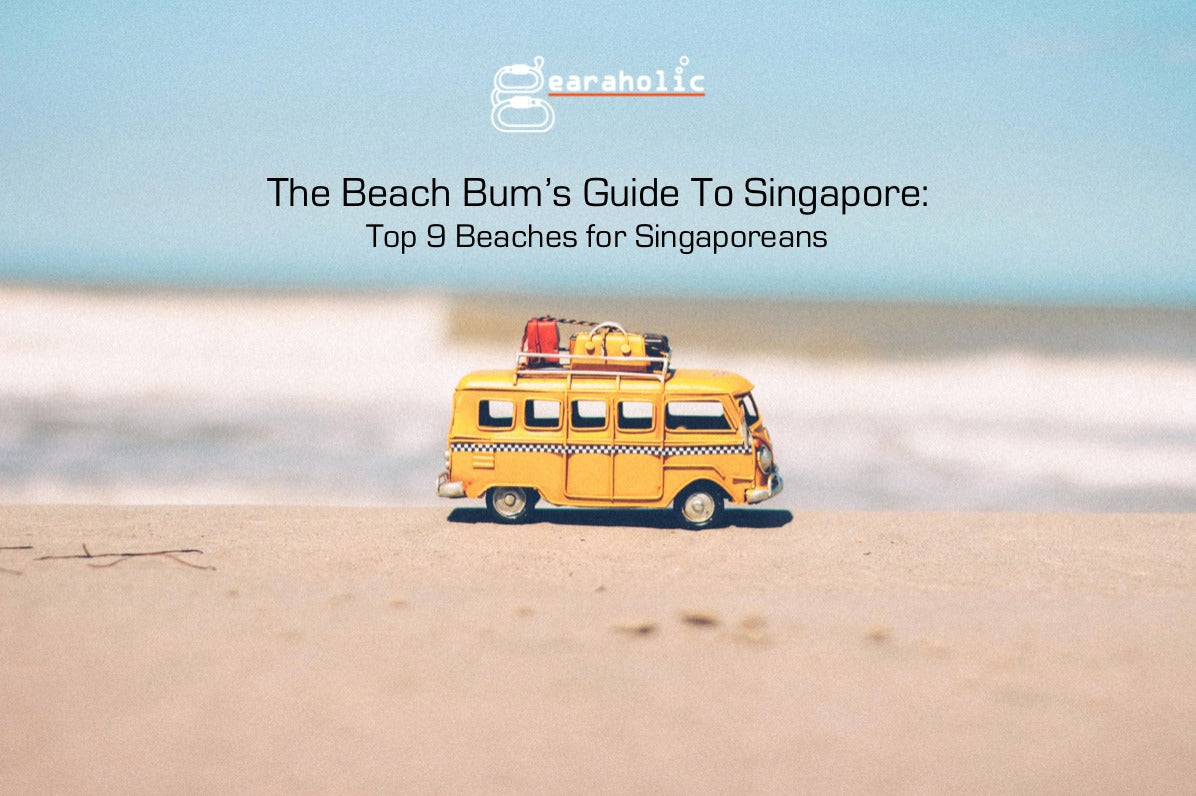 The Beach Bum's Guide To Singapore: Top 9 Beaches for Singaporeans- Gearaholic Singapore