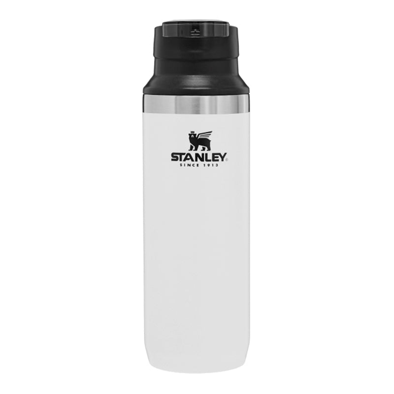 Stanley-Adventure Mountain Vacuum Switchback Mug 16oz 473ml-Vacuum Bottle-Polar white-Gearaholic.com.sg