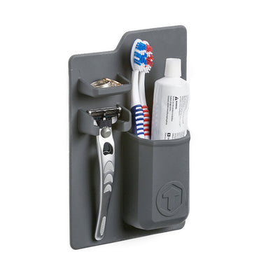 Tooletries-Mighty Toothbrush Holder-Packing Organizer-Grey-Gearaholic.com.sg
