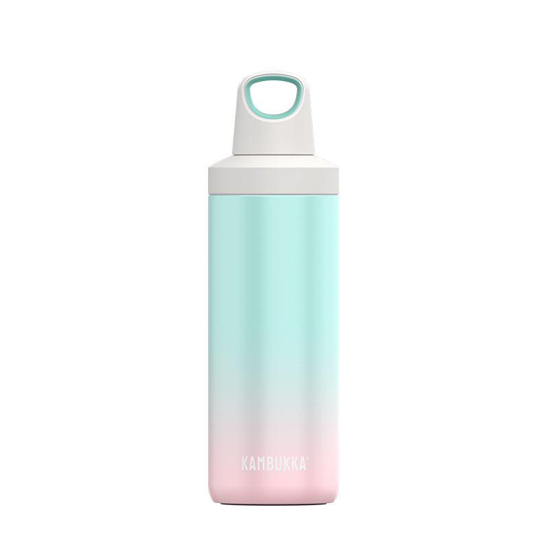 Kambukka-Reno Insulated 500ml-Vacuum Bottle-Neon Mint-Gearaholic.com.sg