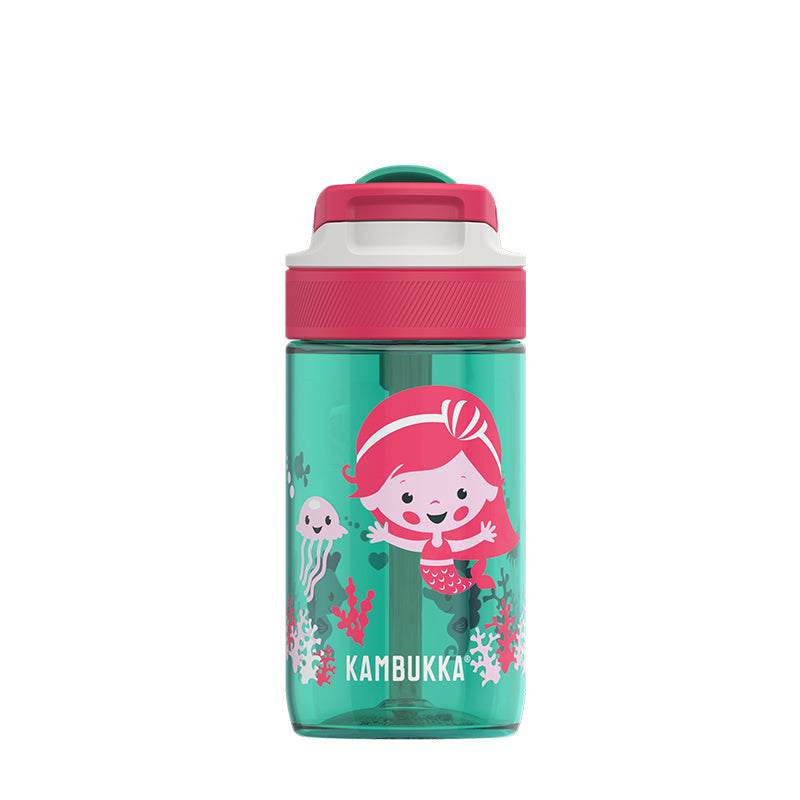 Kambukka-Lagoon 400ml-Water Bottle-Ocean Mermaid-Gearaholic.com.sg