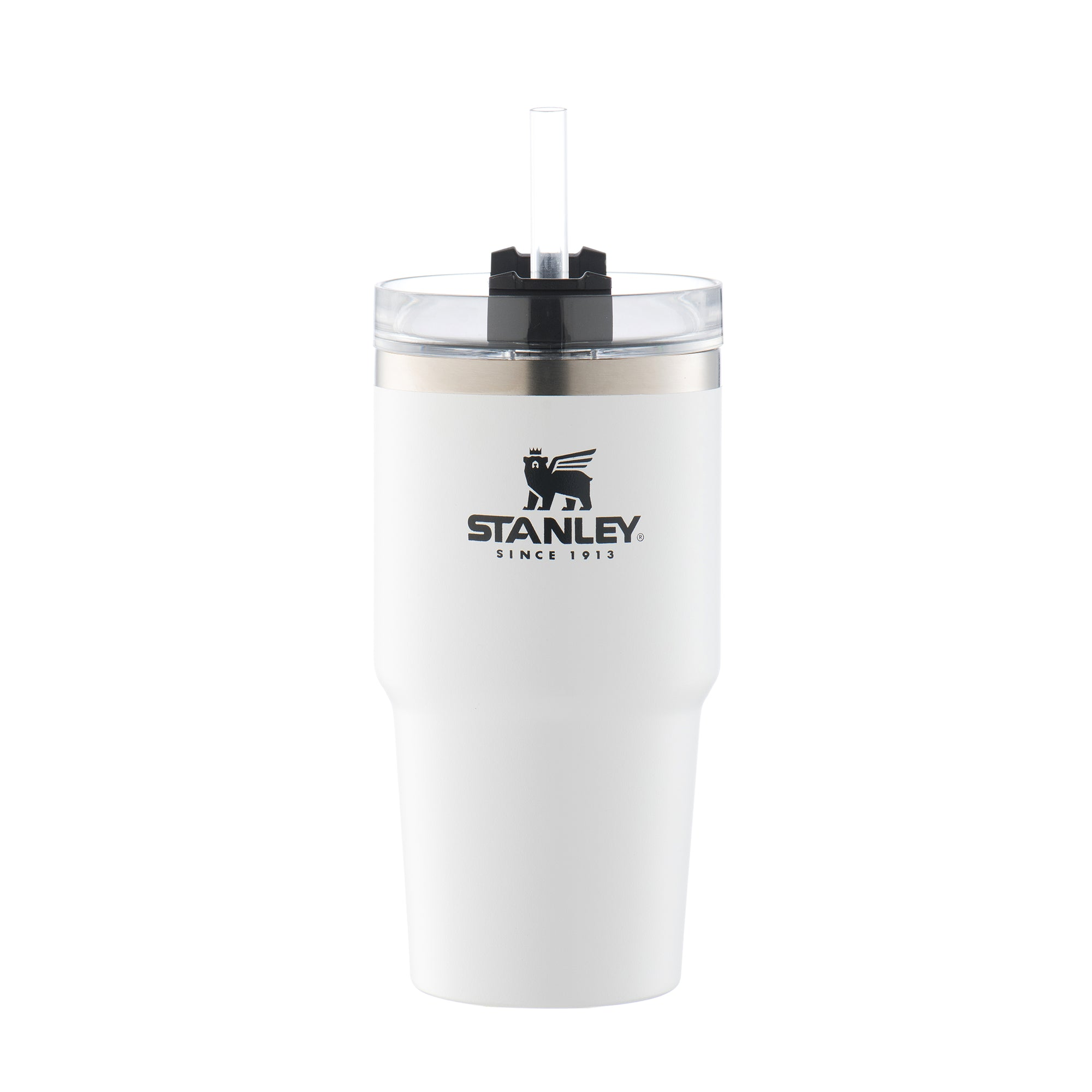 Stanley-Adventure Series Quencher Tumbler 680ml-Vacuum Bottle-Polar White-Gearaholic.com.sg