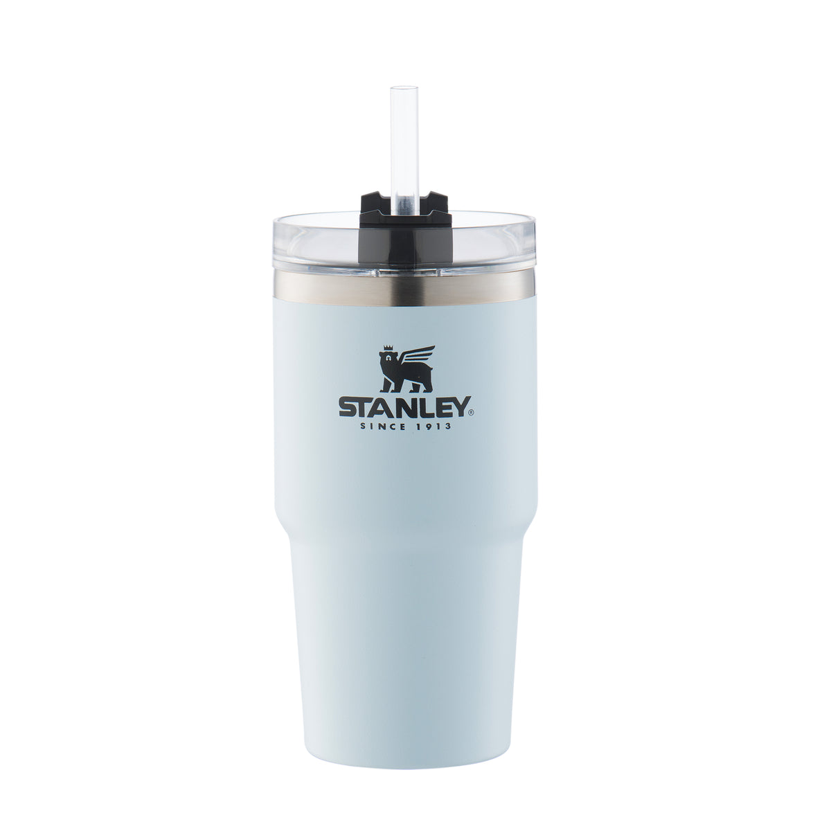 Stanley-Adventure Series Quencher Tumbler 680ml-Vacuum Bottle-Polar Blue-Gearaholic.com.sg