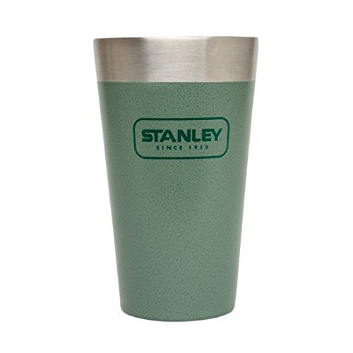 Stanley-Adventure Stacking Beer Pint 473ml-Mugs-Hammertone Green-Gearaholic.com.sg