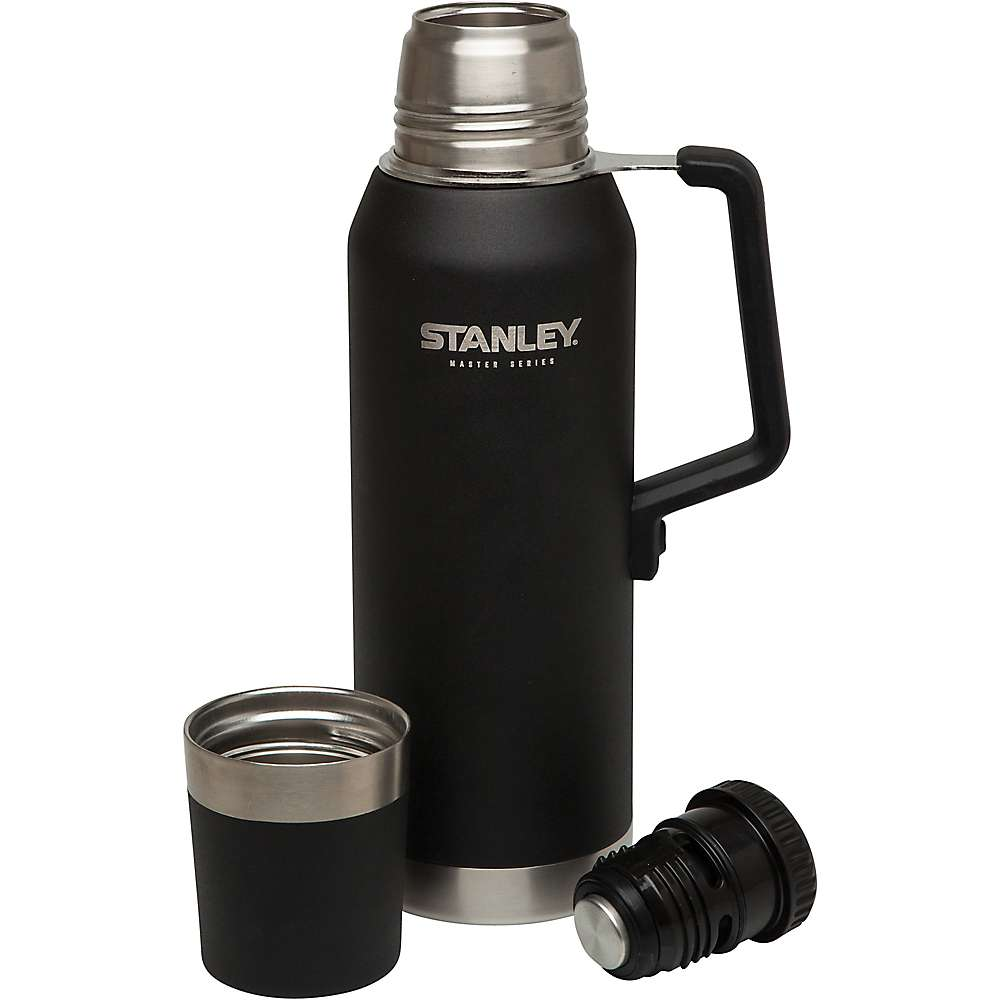 Stanley-Stanley Master Vacuum Bottle 1.4 QT / 1.3L - Toughest of the Tough-Vacuum Bottle-Gearaholic.com.sg
