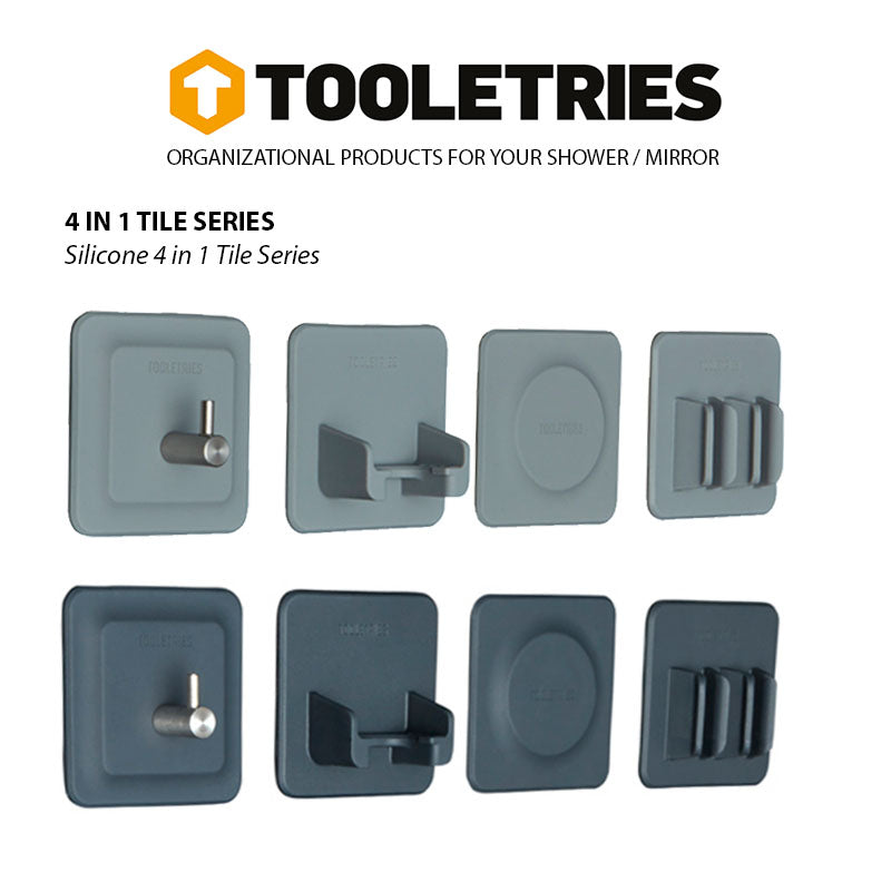 Tooletries-4 in 1 Tile Series-Other Accessories-Gearaholic.com.sg