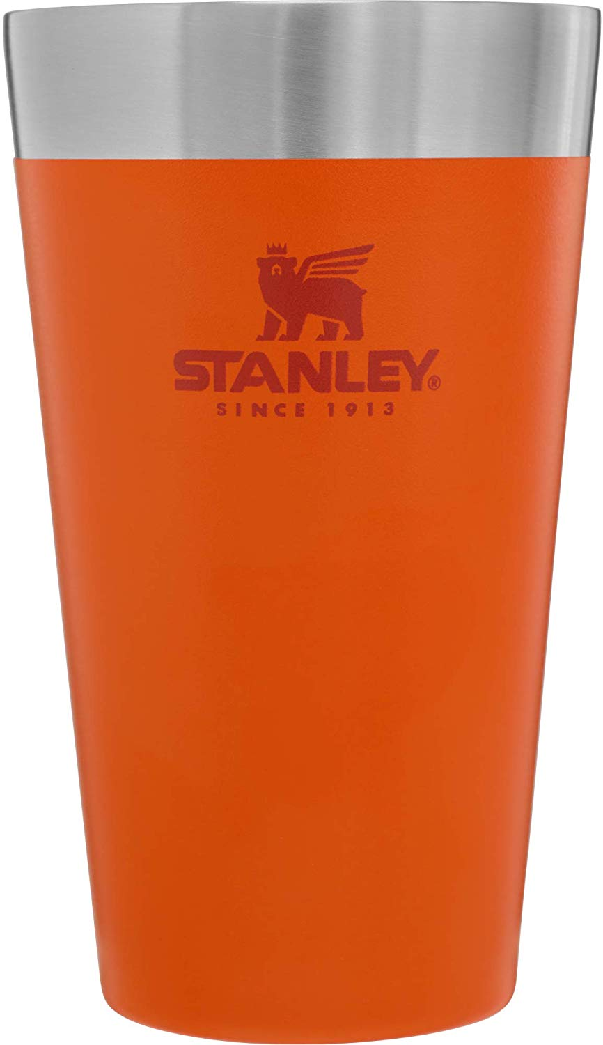 Stanley-Adventure Stacking Beer Pint 473ml-Mugs-Orange-Gearaholic.com.sg