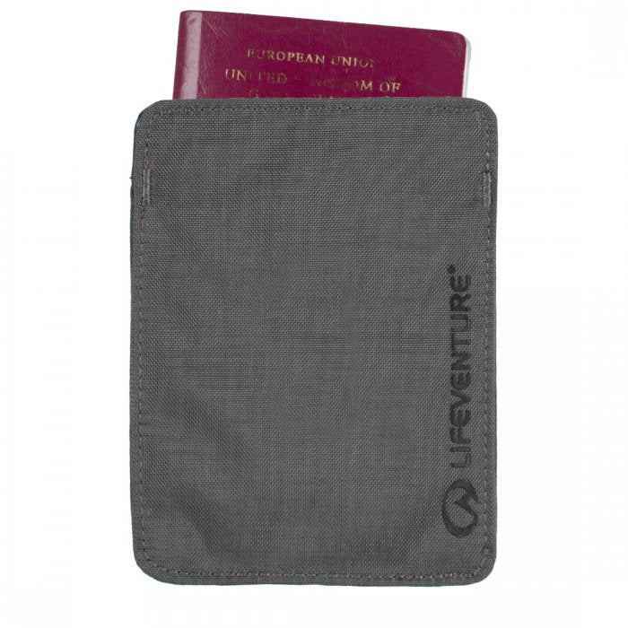 Shop for Lifeventure at LifeVenture RFiD Passport Wallet at Gearaholic.com.sg