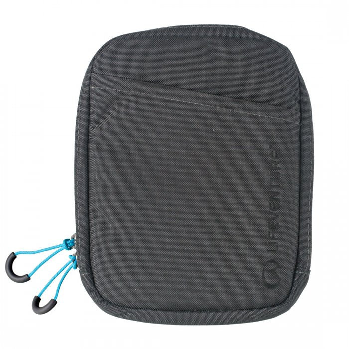 Shop for Lifeventure at LifeVenture RFiD Travel Neck Pouch at Gearaholic.com.sg
