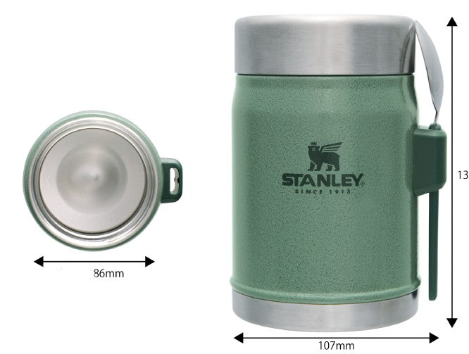Stanley-Classic Series Vacuum Food Jar 400ml-Vacuum Food Jar-Gearaholic.com.sg
